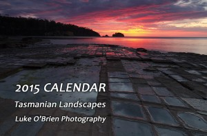 2015 Calendar - Tasmanian Landscapes