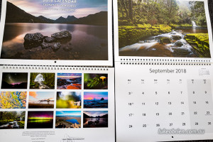 2018 calendar australia tasmania