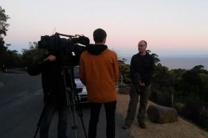 Tasmanian Aurora Chasers ABC 7:30