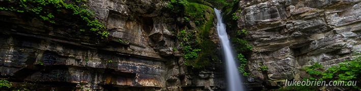 Akagawa Falls Iizaka Onsen
