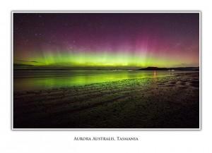 Aurora Australis Tasmania Seven Mile Beach