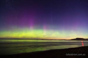 Aurora Australis Photography Tasmania