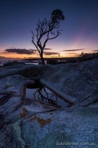 Bay of Fires Photography Tour Sunrise Binalong Bay