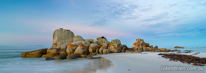 Bay of Fires Photography Tour Tasmania