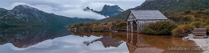Cradle Mountain Photography Workshop Sept 22-24, 2014