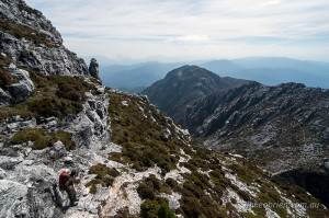 Frenchmans Cap hike Tasmania