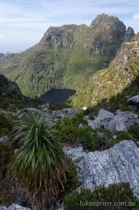 Lake Tahune and pandani