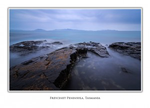 Landscape Photography Tasmania Greeting Cards Freycinet