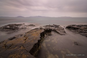 Long exposure seascapes: Freycinet Peninsula, East Coast Tasmania