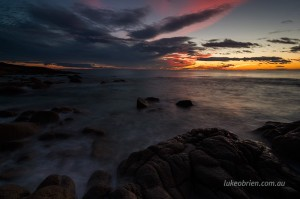 Freycinet Photogtaphy Tours Tasmania Sunrise