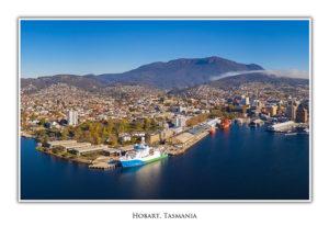 hobart tasmania greeting cards
