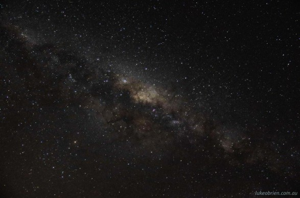 Milky Way, Sagittarius & Scorpius