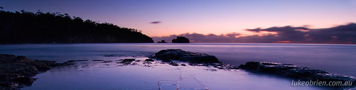 Seascape Photography at Tessellated Pavements, Eaglehawk Neck