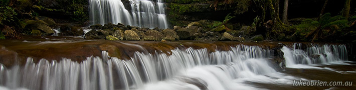 Liffey Falls, Great Western Tiers