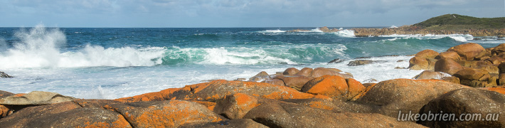 Tarkine Coast: Granville Harbour