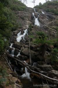 St Columba Falls, north east Tasmania