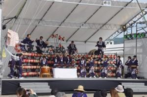 Tohoku Rokkonsai Festival. Fukushima June 2013