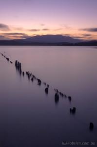 Sunset photography courses Tasmania