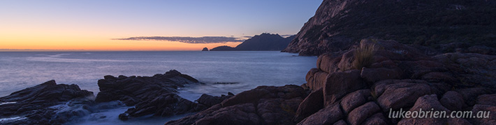Sleepy Bay, Freycinet National Park