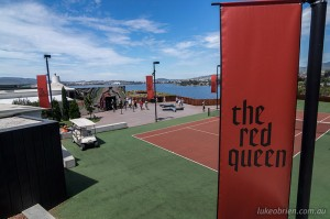 MONA Red Queen Exhibition, Hobart
