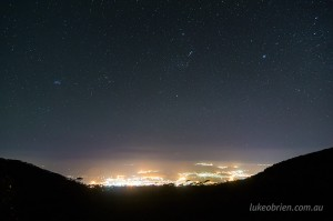 Night Sky Photography Tasmania