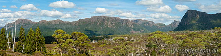 The Overland Track & Mt Ossa