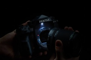 Pentax K1 Full Frame Camera