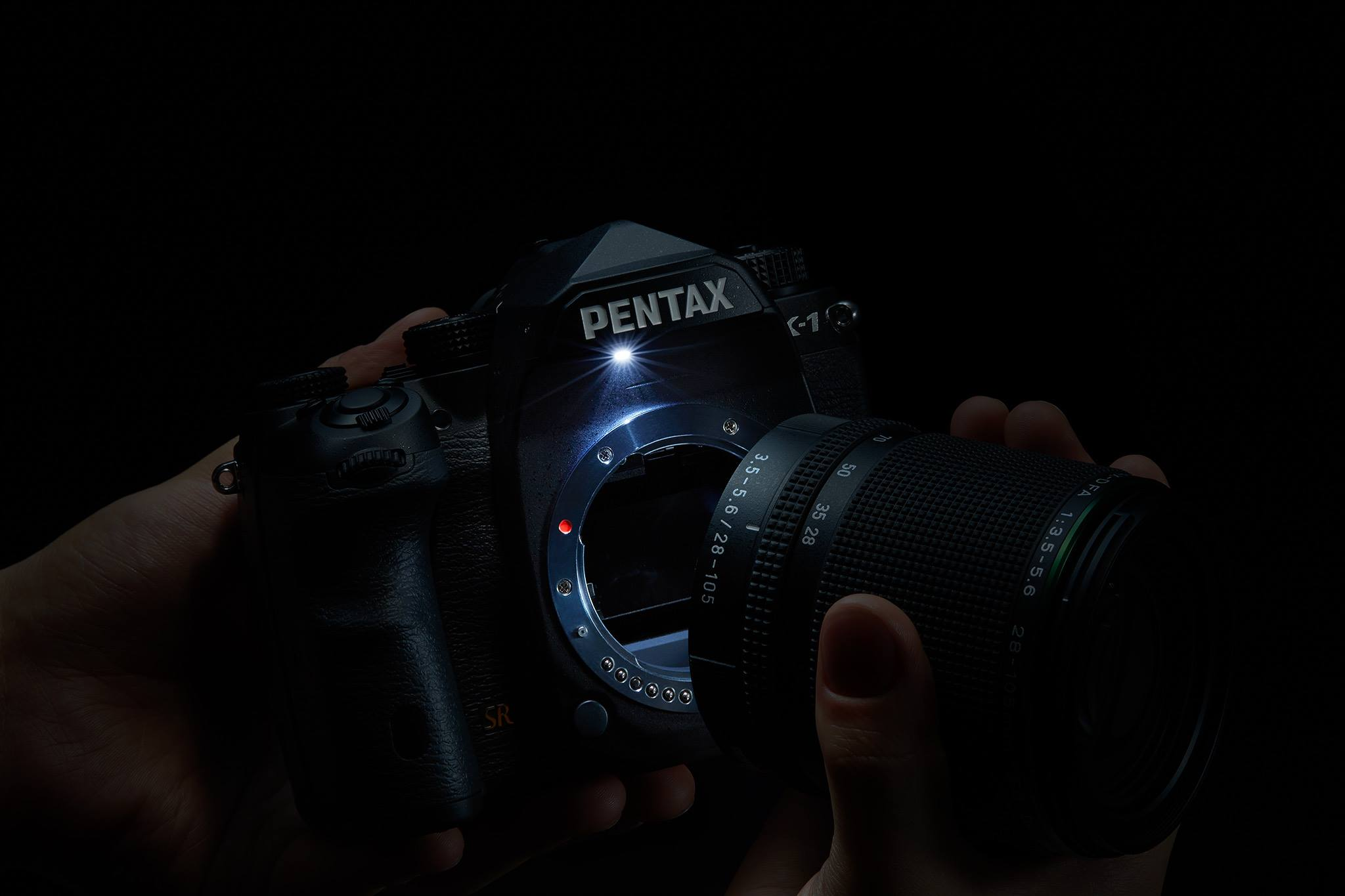 Pentax K1 Full Frame Camera Announced! - Luke O\'Brien Photography