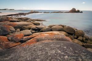 Picnic Rocks, Bay of Fires Tasmania