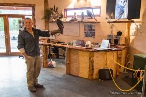 Raptor Refuge Art Photography Workshop August 2014