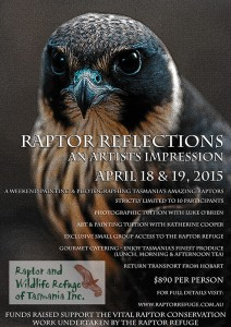 Raptor Reflections Art & Photography Workshop