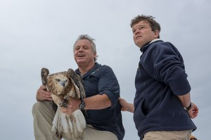 Sea Eagle Release - Craig Webb & Rob Pennicott