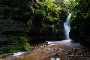Secret Falls Tasmania