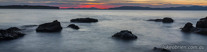 Sunrise Spots Hobart: Clifton Beach