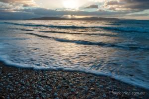 Sunrise Photo Spots Tasmania Clifton Beach