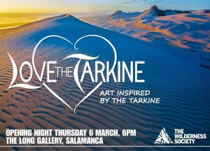Tarkine Tasmania - Long Gallery Salamanca Exhibition March 6-16 2014