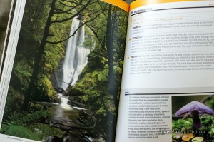Tarkine Trails Guide Book Tasmania