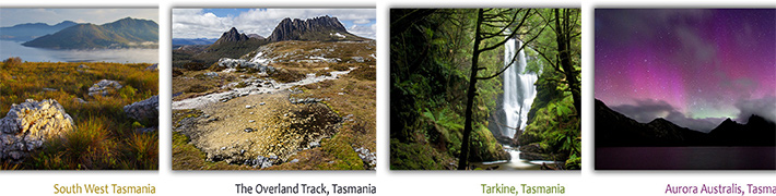 New Tasmanian Postcards