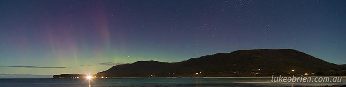 Tasmanian Aurora Chasers Feature on ABC 7:30!