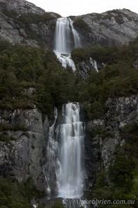 Winterbrook Falls Tasmania