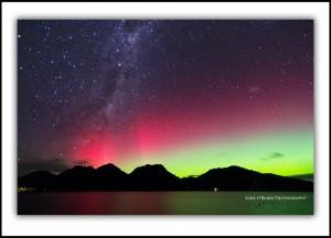 Aurora Australis Photography Exhibition & Festival Hobart August 2~22 2013