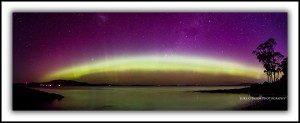 Aurora Australis, Nine Pin Point