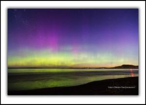 Aurora Australis, Seven Mile Beach