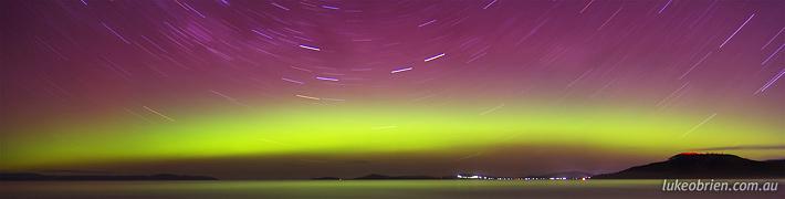 aurora-australis-star-trails-tasmania