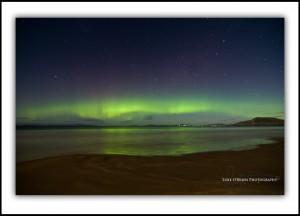 Aurora Australis Tasmania Fine Art Prints - Seven Mile Beach, Hobart