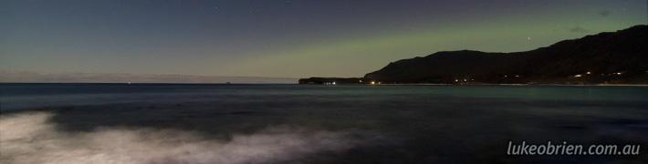 Aurora Chasing Tasmania – Eaglehawk Neck