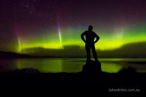 Australian Geographic Aurora Australis Feature