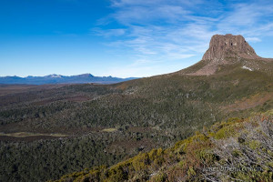 Overland Track and Barn Bluff, Tasmania