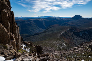 Barn Bluff Hike Tasmania