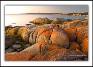 Bay of Fires Sunrise